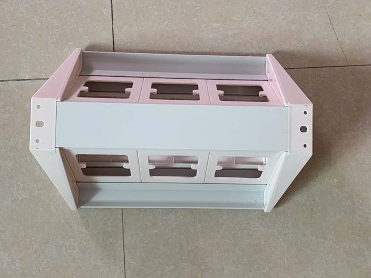 ABS 86 Panel Power Management Box Single - Sided Three - Hole And Double - Sided Six - Hole